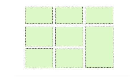 grid layout height creating a bootstrap fluid different height elements gr