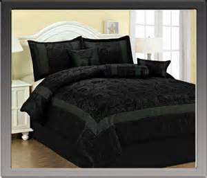 Anthropologie Comforter Black On Black Rose Bedding For The Home Pinterest