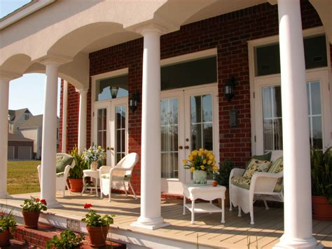 covered front home porch design ideas pictures