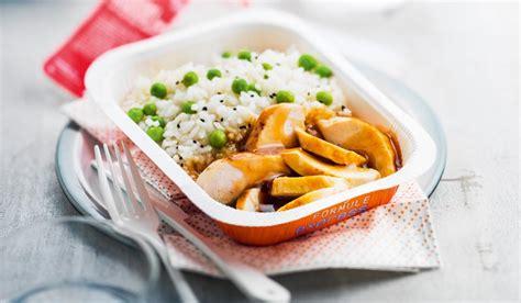 plats cuisin駸 picard poulet sauce teriyaki et riz au s 233 same surgel 233 s les