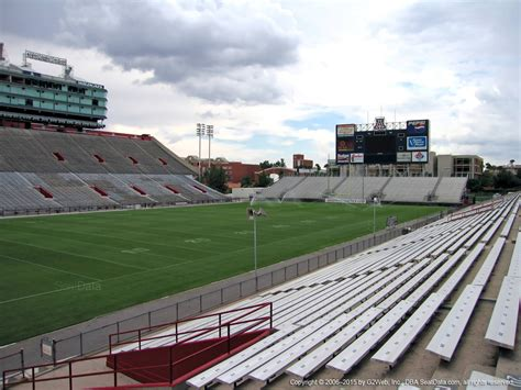 section 8 football arizona stadium section 8 rateyourseats com