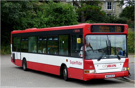 timetable plymouth plymouth citybus ltd 11a 11b ph0000135 171 plymothian