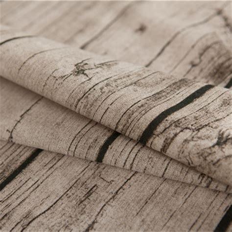 wood pattern tablecloth wood pattern tree bark pattern zakka linen fabric curtain
