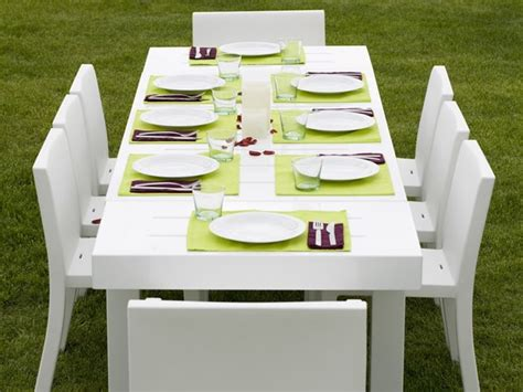 tavoli in resina da giardino tavoli da giardino allungabili mobili da giardino