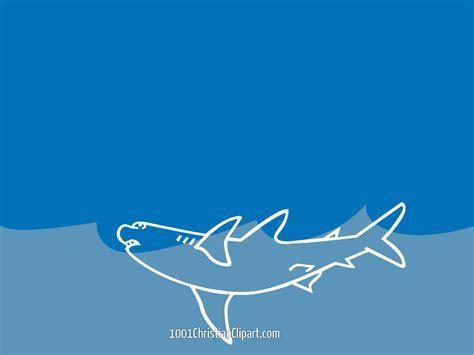Shark 1001 Christian Clipart Shark Powerpoint