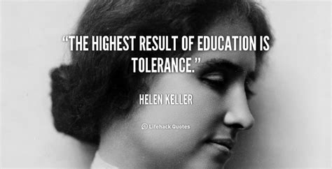 helen keller education biography tolerance quotes quotesgram
