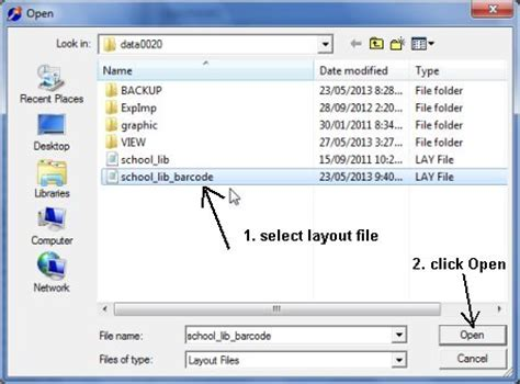yii2 change layout file library database how to change layout file