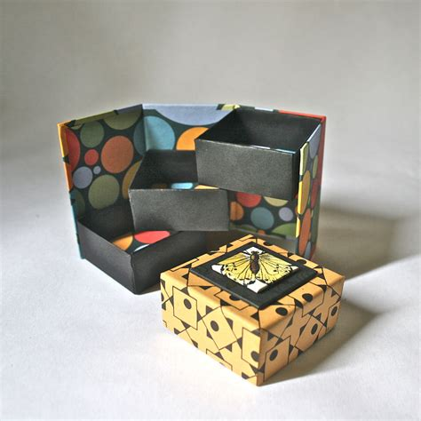 1000 images about handmade paper boxes on