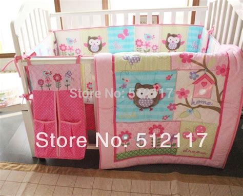 Baby Cot Quilt And Bumper Sets by Aliexpress Buy New 8pcs Baby Crib Cot Bedding Set