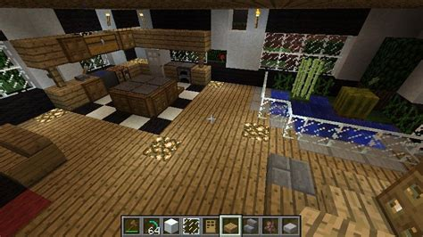 minecraft house interior 02 minecraft