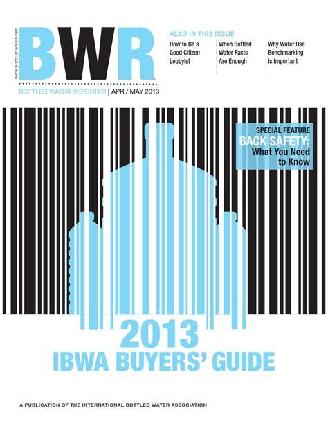 ibwa buyers guide by ibwa issuu