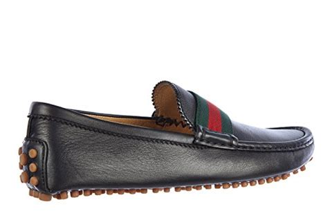 Gucci Loafers Shoes Mirror Quality 1 gucci s leather loafers moccasins miro soft black fashion now