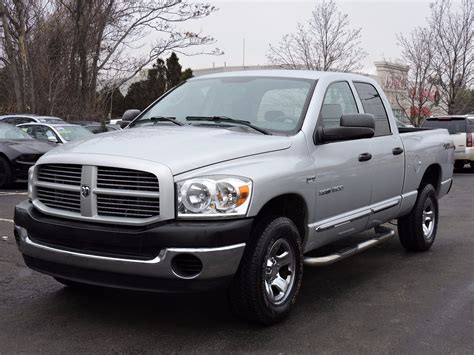 2007 dodge ram 1500 used 2007 dodge ram 1500 st at saugus auto mall