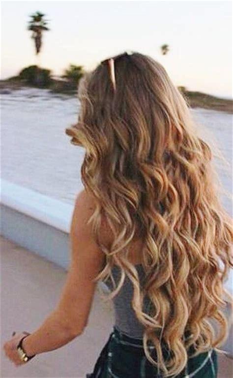 loose curl perm extra long hair best 25 perms long hair ideas on pinterest permed long