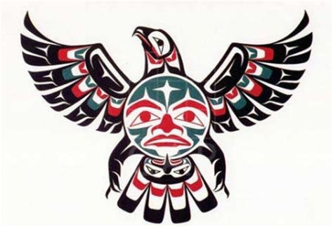 aboriginal tribal tattoo gallery for gt northwest coast indian eagle tribal