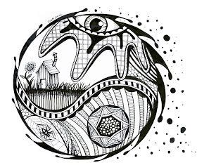 doodle journal my in scribbles 19 best images about zendoodle on zentangle