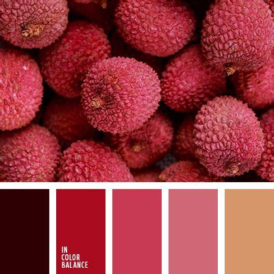 anyone with plum dark berry claret colored walls 1000 ideas about red color palettes on pinterest color