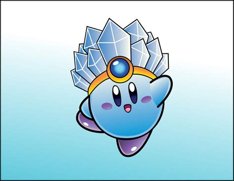 kirby fire and ice