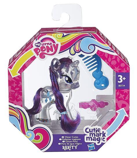 My Pony Asli Hasbro my pony water cutie rarity accessories hasbro