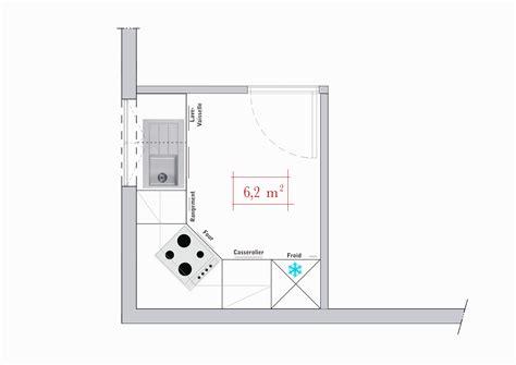 plans de cuisines conseils d architecte 3 plans de cuisine en l