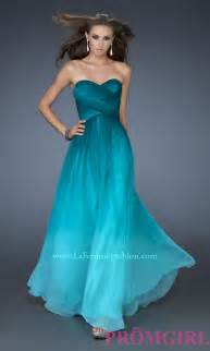la femme wedding dresses strapless prom dress la femme ombre strapless gown