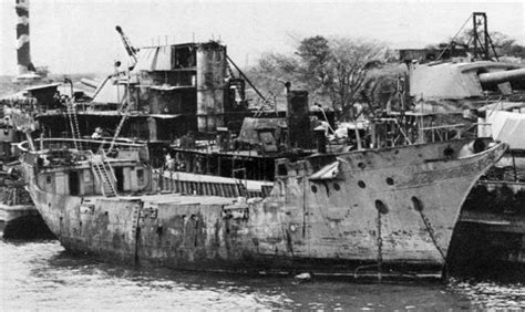 boat salvage yard monroe mi 1942 uss lafayette in pictures to pin on pinterest pinsdaddy