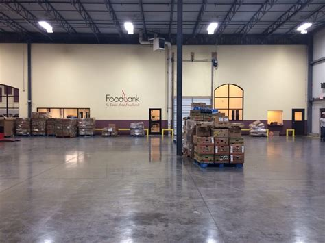 Food Pantries St Louis by St Louis Area Foodbank Food Banks 70 Corporate Woods