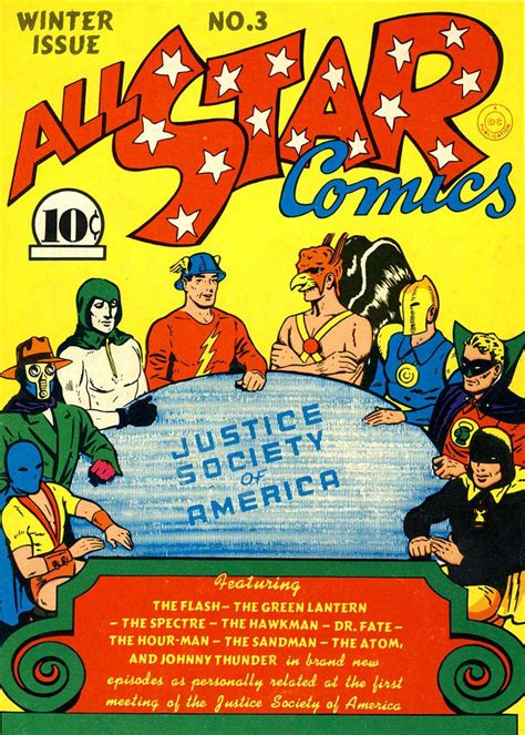 the pic some of superstar series one volume 1 books dc histories justice society of america