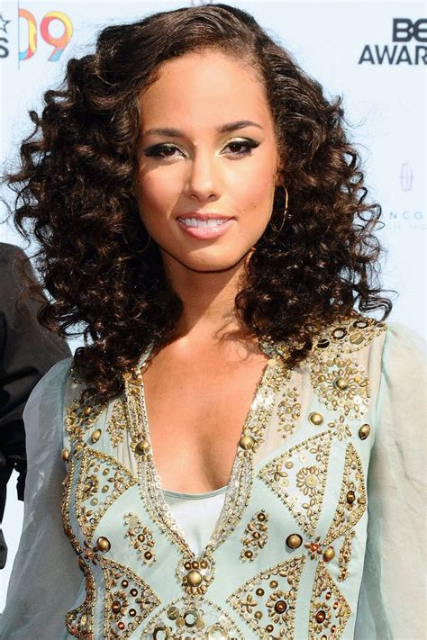 celebrity hairstyles curls the best celebrity curls