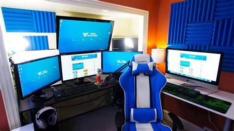 gaming setups gaming setup room tour 2016 best gaming setup