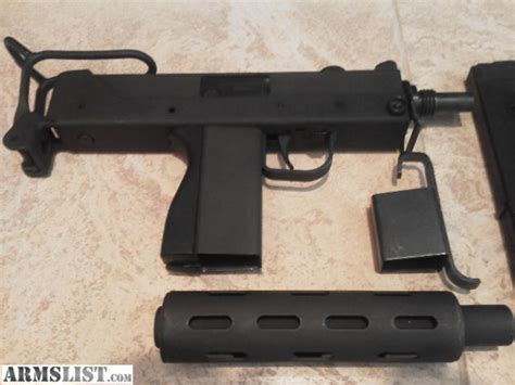 Cobra 9mm Auto by Armslist For Sale Class 3 Full Auto Cobray M 11 9mm