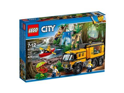 best lego city sets preview lego city jungle 2017 sets