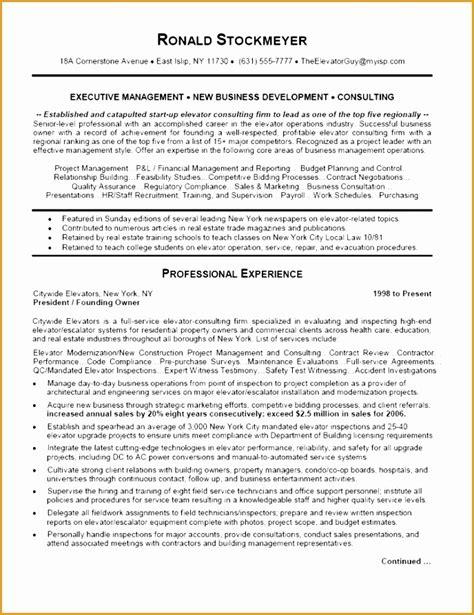 5 marketing operations executive resume free sles