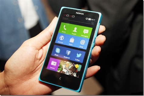 Hp Nokia X1 Android living with the nokia x baby steps