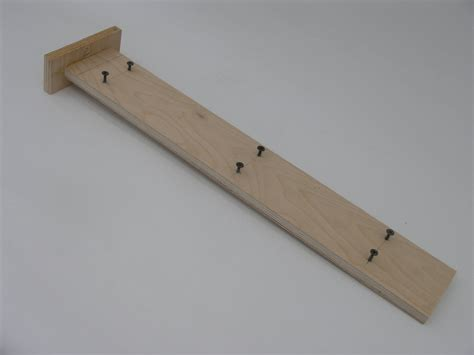 Drawer Slide Mounting Jig by Slide Installation Jig Screws N Plywood By Pabull Lumberjocks Woodworking Community