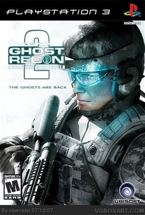 tom clancy s ghost recon advanced warfighter 2
