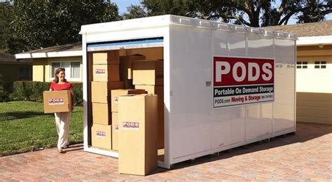 Storage Units Pods by Jury Weighs Trademark Dispute Between U Haul And Pods