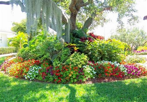 garden flowers ideas for landscaping landscaping around trees ideas