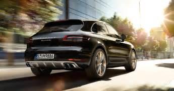 How Much Porsche Macan The New Porsche Macan Intensified
