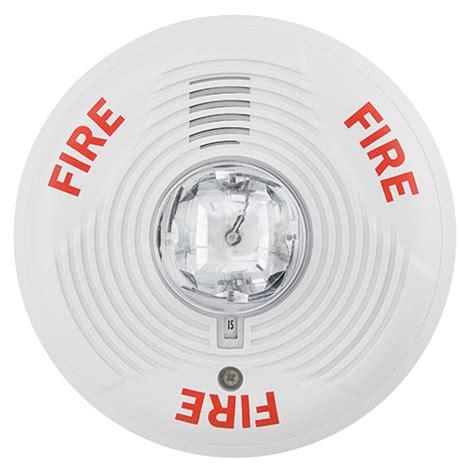 System Sensor Ceiling Mount Horn Strobe ceiling mount horn strobes alarmsuperstore your one