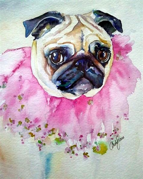 pug paintings for sale 3887 best moon pie images on