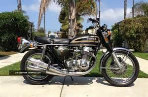 1973 Honda Cb750 1973 Honda Cb750 K3