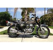 1973 Honda Cb750 K3 CB Photo