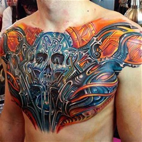 biomechanical tattoo artist in california pinterest the world s catalog of ideas