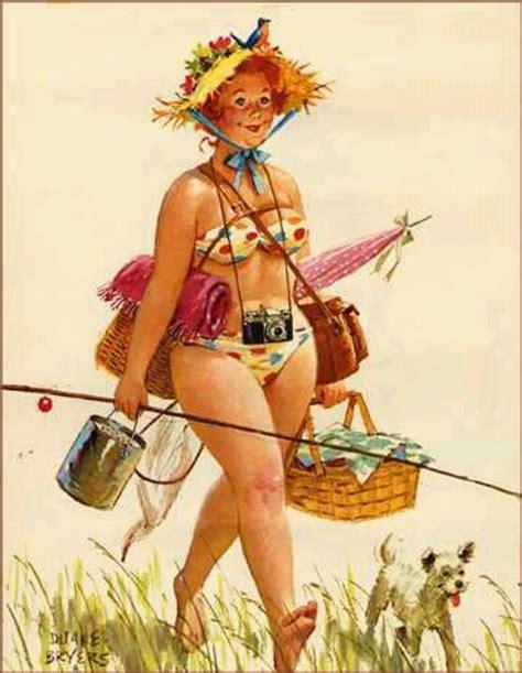imagenes vintage pin up 182 best images about duane bryers hilda on pinterest