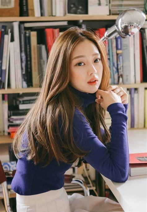 popular hair colour for korean best 25 korean hairstyles women ideas on pinterest