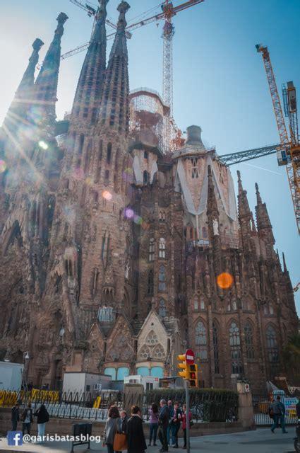 barcelona kota merasakan kota klasik barcelona yang modern garis batas