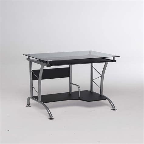 scrivania porta pc in vetro poltrone ufficio mobili ufficio usati scrivanie per pc