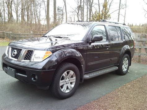 2005 Nissan Pathfinder Le by 2005 Nissan Pathfinder Pictures Cargurus