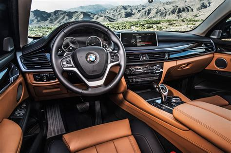bmw inside 2015 bmw x6 first look photo gallery motor trend